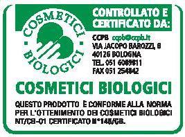 Logo certificazione biologica Ladylya Biologica