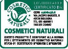 Logo certificazione naturale Ladylya Bionature